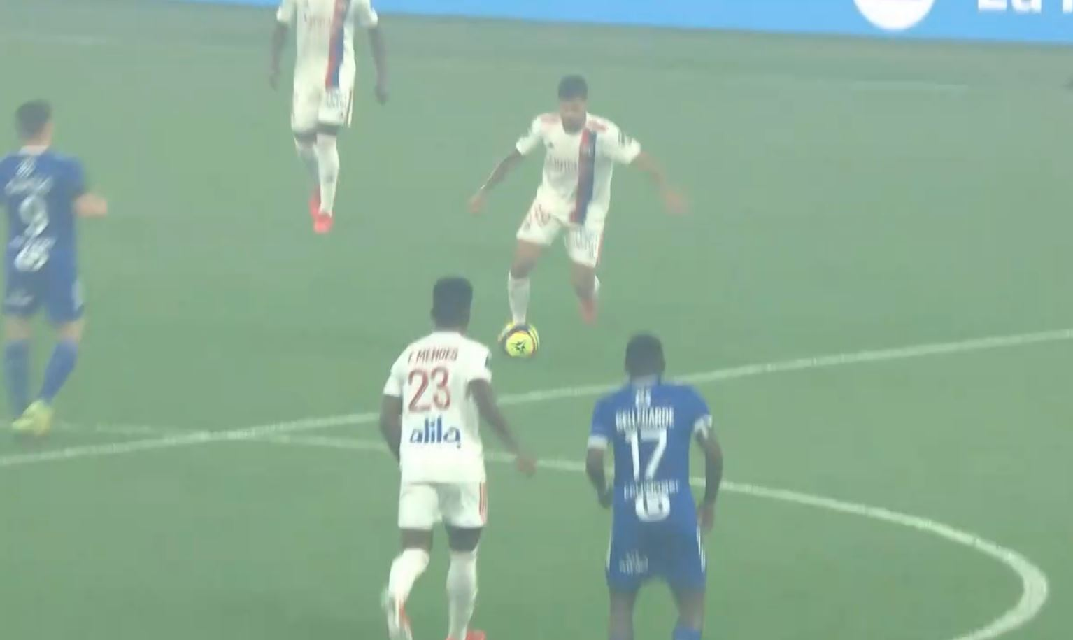 Lyon 3-1 Strasbourg 2021.09.12 (19h45) Watch Full Goals Highlight