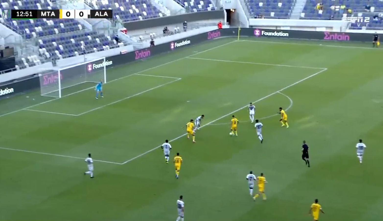 Maccabi Tel Aviv 4-1 Alashkert (2021.09.14) Watch Full Goals Highlight