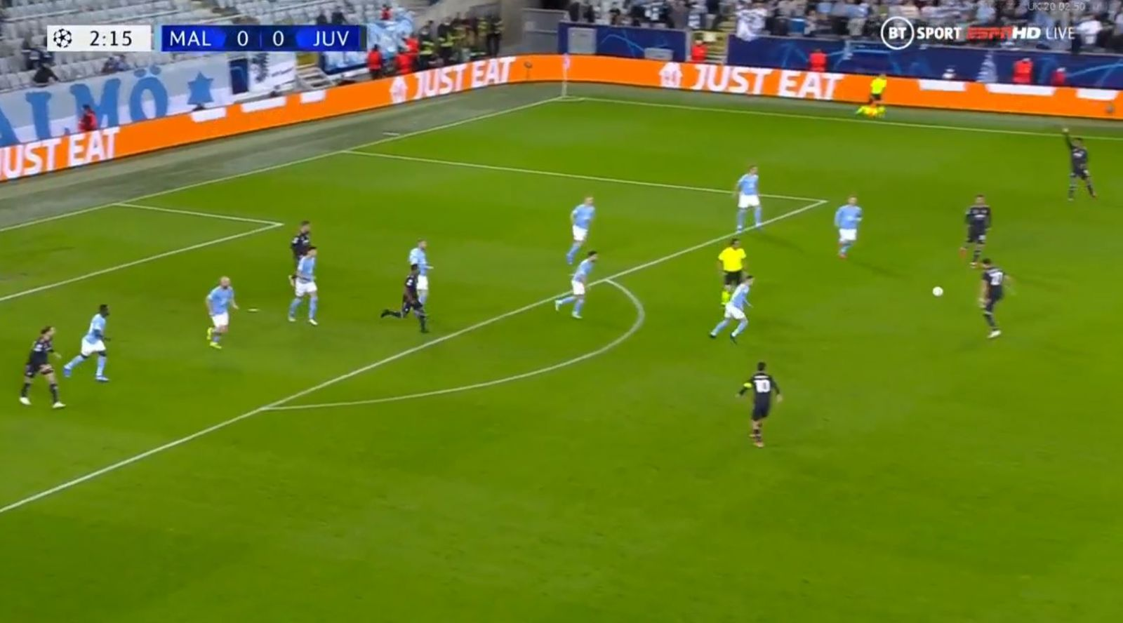 Malmo FF 0-3 Juventus 2021.09.14 (20h00) Watch Full Goals Highlight Extended (15 Minutes)