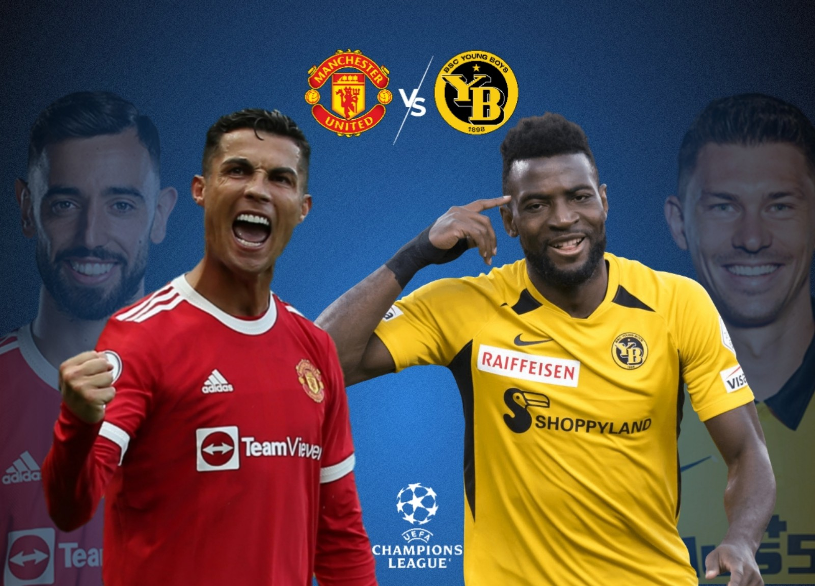 Young Boys 2-1 Manchester United 2021.09.14 (18h45) Watch Full Goals Highlight Extended (20 Minutes)