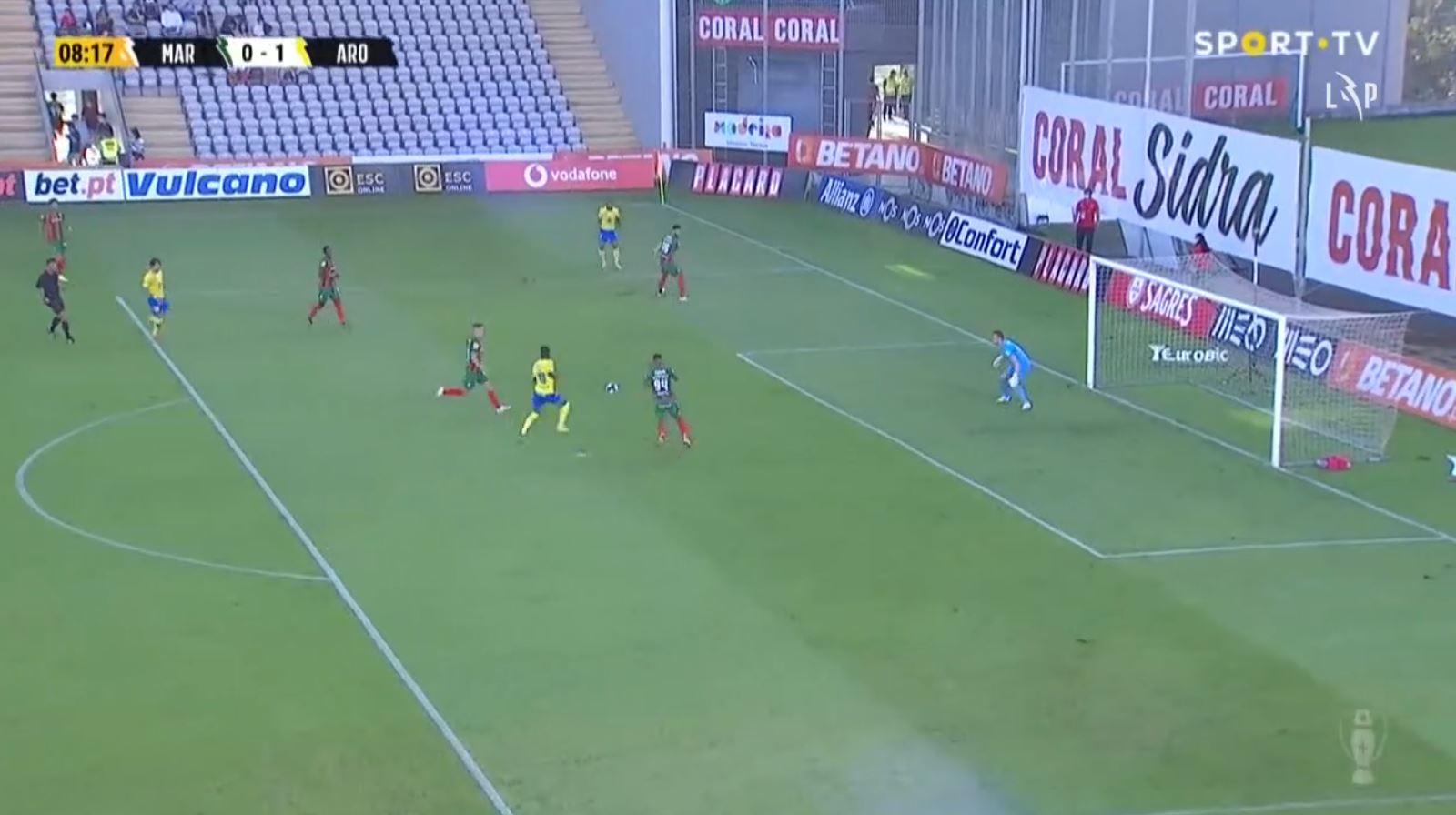 Maritimo 2-2 Arouca 2021.09.13 (19h00) Full Goals Highlight