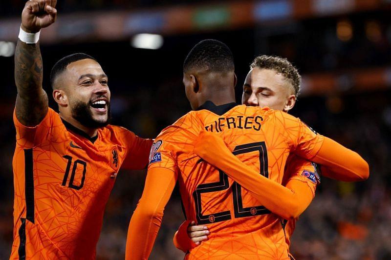 Netherlands 6-0 Gibraltar (WC Qualif.) 2021.10.11 (19h45) Full Goals Highlight