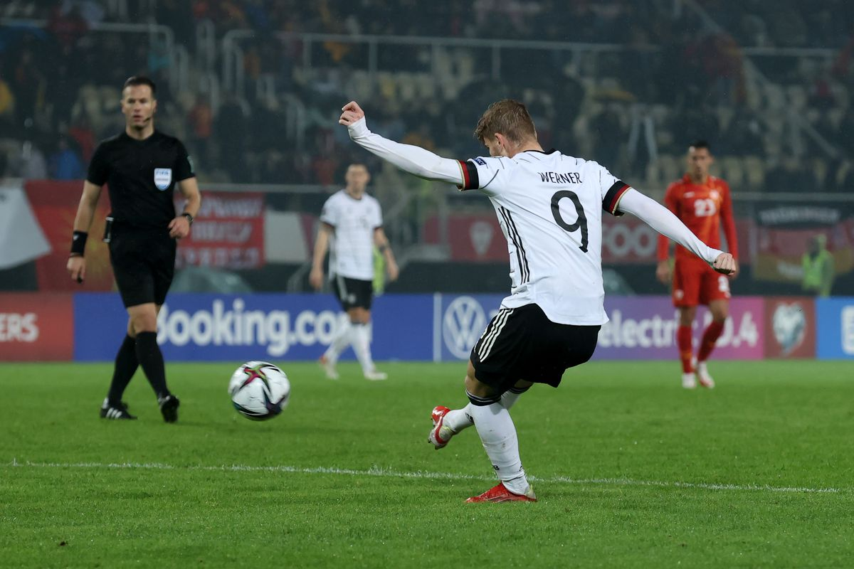 North Macedonia 0-4 Germany (WC Qualif.) 2021.10.11 (19h45) Full Goals Highlight