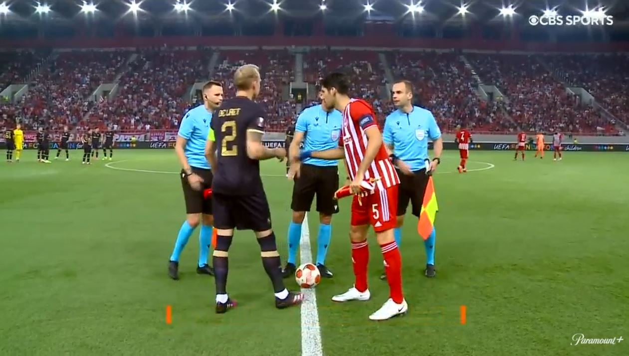 Olympiacos 2-1 Royal Antwerp (2021.09.16) Watch Full Goals Highlight