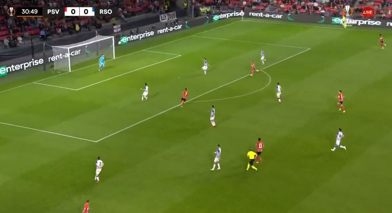PSV Eindhoven 2-2 Real Sociedad (2021.09.16) Watch Full Goals Highlight