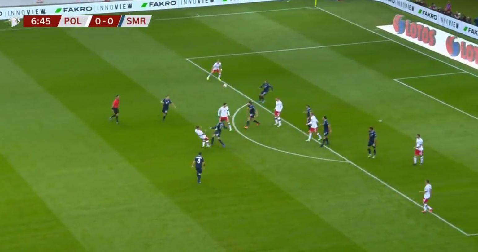 Poland 5-0 San Marino (WC Qualif) 2021.10.09 (19h45) Full Goals Highlight