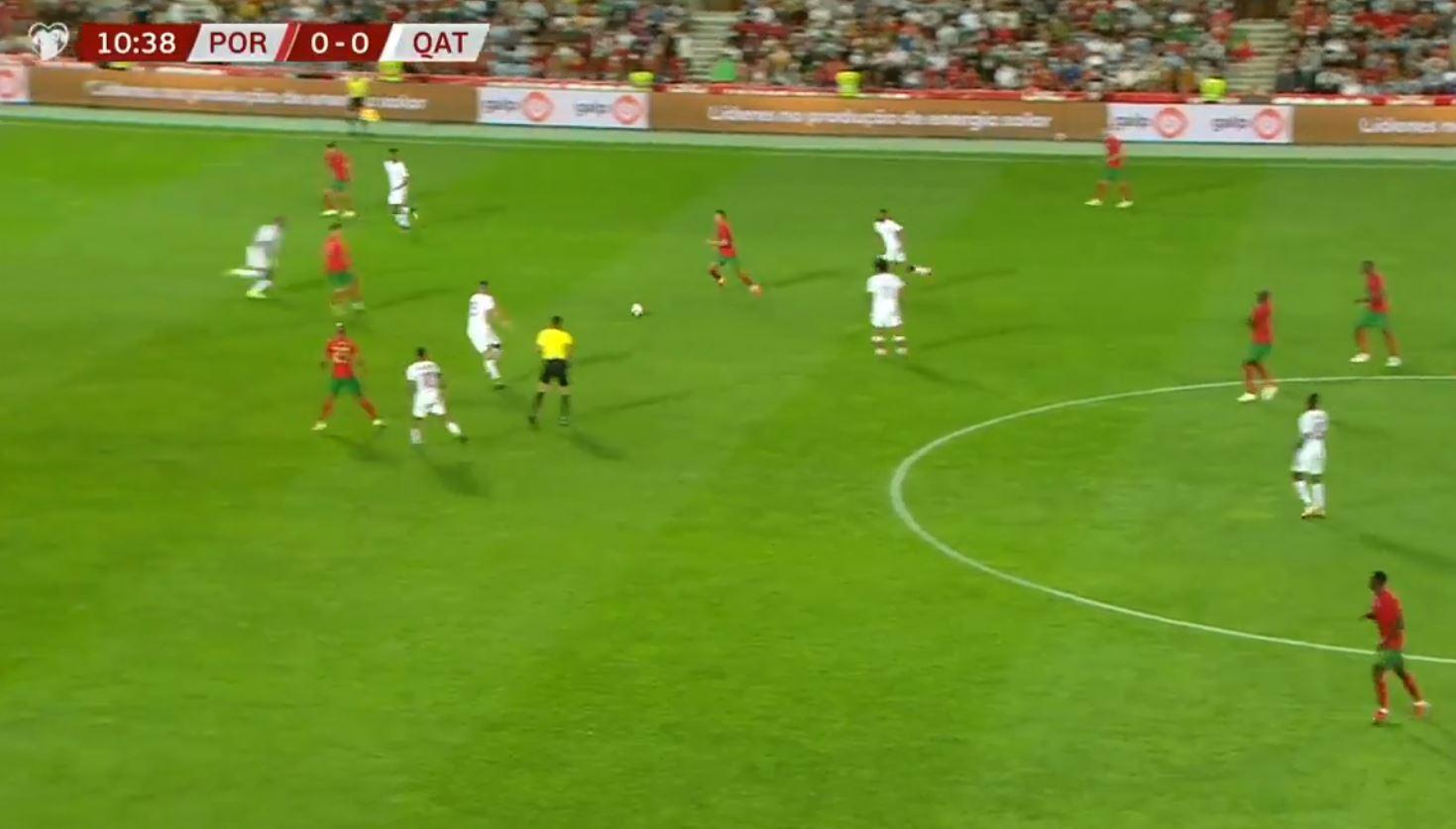 Portugal 3-0 Qatar (Friendly) - 2021.10.09 (20h15) Full Goals Highlight