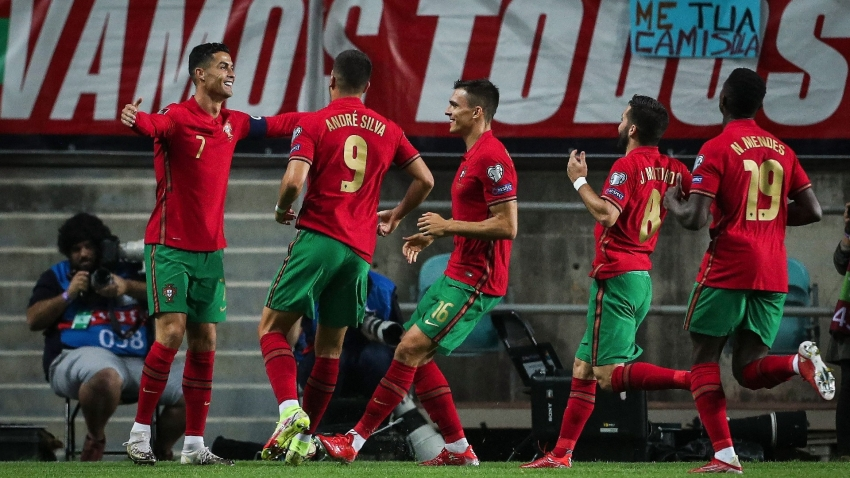 Portugal 5-0 Luxembourg (WC Qualif) 2021.10.12 (19h45) Full Goals Highlight