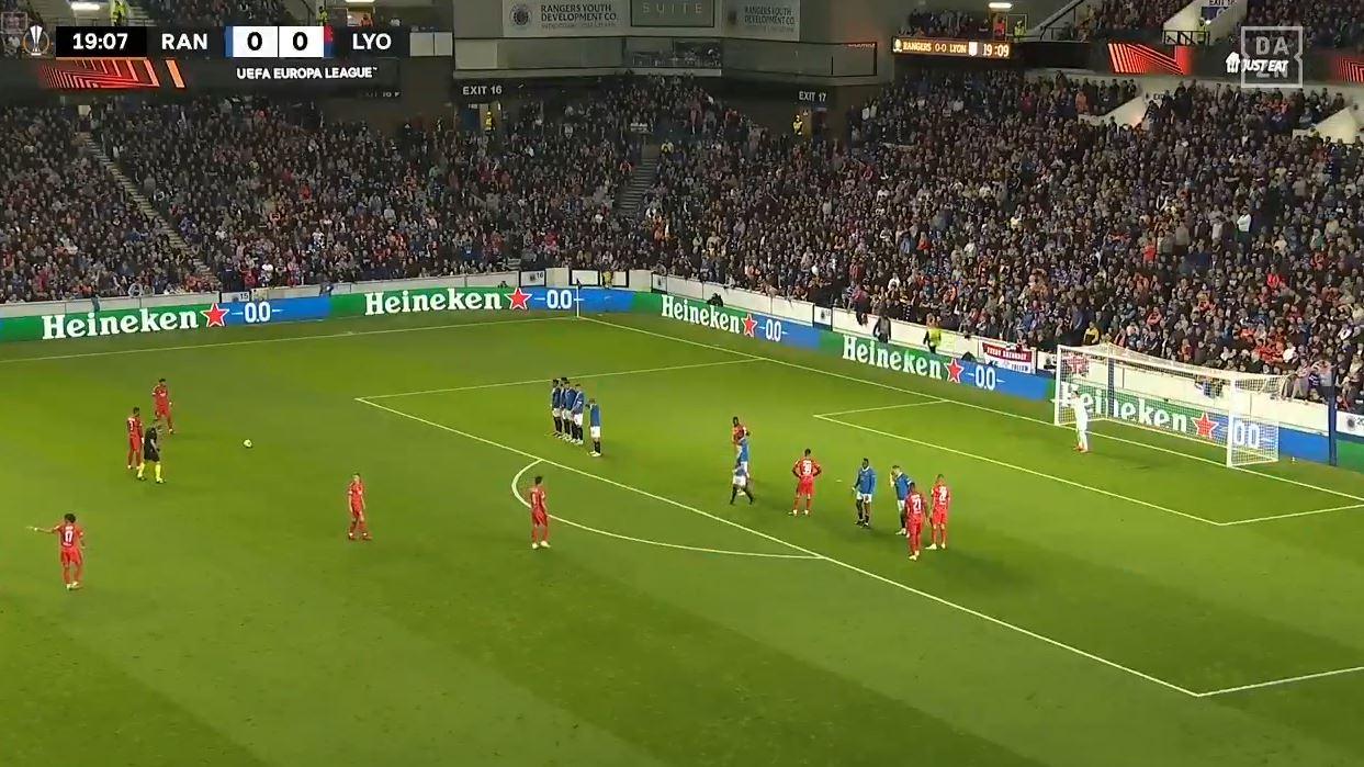 Rangers 0-2 Lyon (2021.09.16) Watch Full Goals Highlight