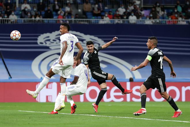 Real Madrid 1-2 Sheriff Tiraspol (2021.09.28) Full Goals Highlight Extended
