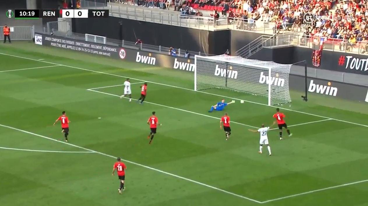 Rennes 2-2 Tottenham (2021.09.16) Watch Full Goals Highlight
