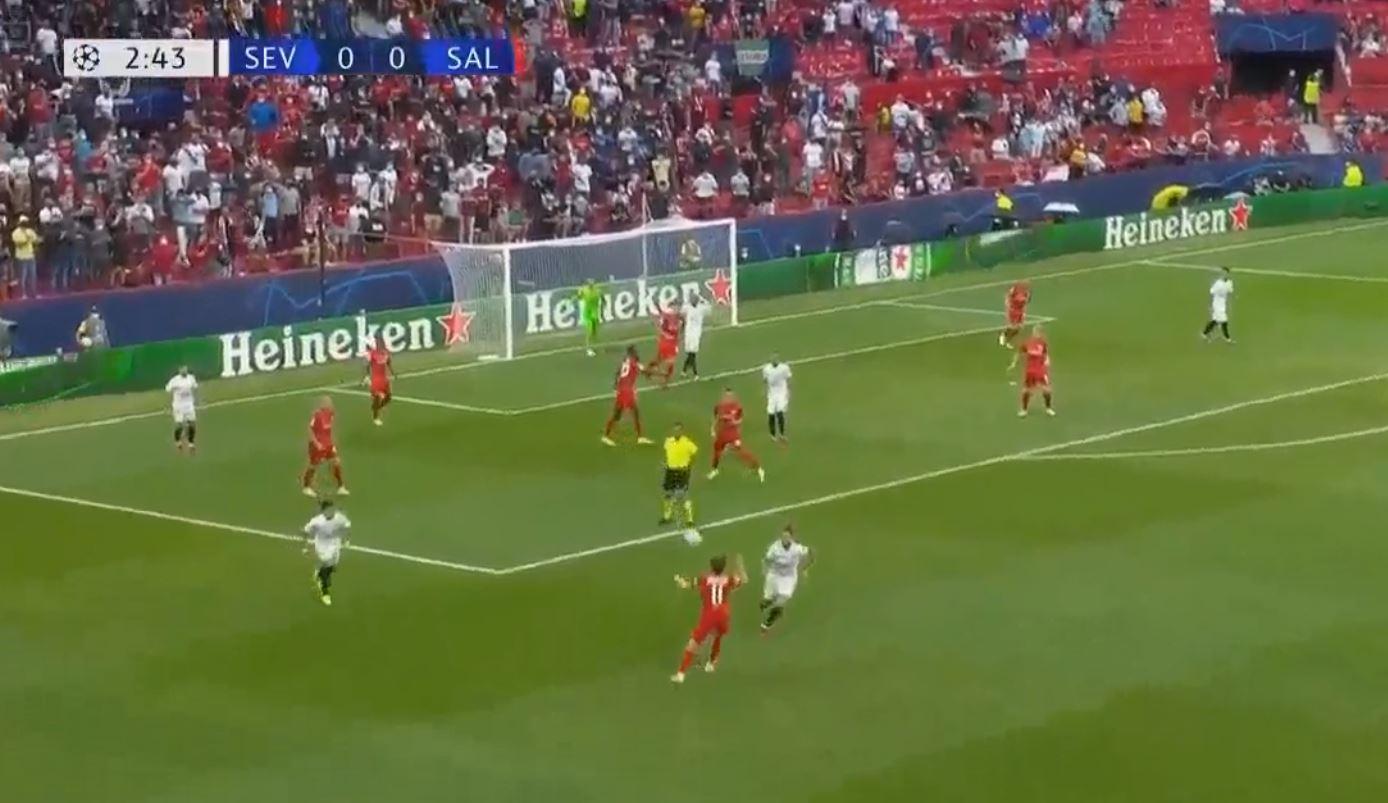 Sevilla 1-1 Salzburg 2021.09.14 (17h45) Watch Full Goals Highlight Extended (15 Minutes)