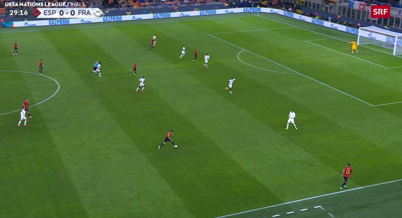 Spain 1-2 France (UEFA Nations League) 2021.10.10 (19h45) Full Goals Highlight