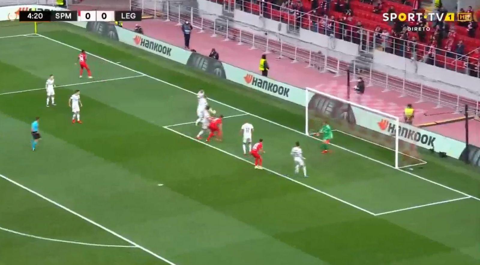 Spartak Moscow 0-1 Legia Warszawa (2021.09.15) Watch Full Goals Highligth