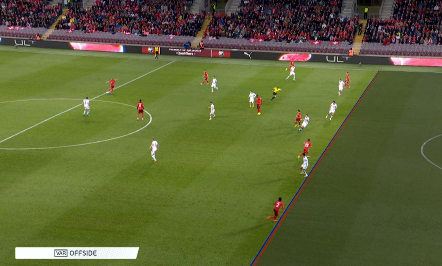 Switzerland 2-0 Northern Ireland (WC Qualif) 2021.10.09 (19h45) Full Goals Highlight