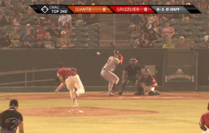 A go-ahead homer is exciting enough, but when it's your second blast of the night it's even better
