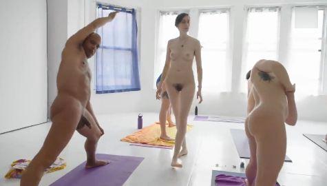 Video Yoga KHỎA THÂN 100% cực ĐỘC ĐÁO