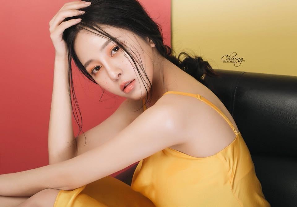 Hot Girl Trâm Anh tái xuất Nóng Bỏng sau scandal lộ clip sex