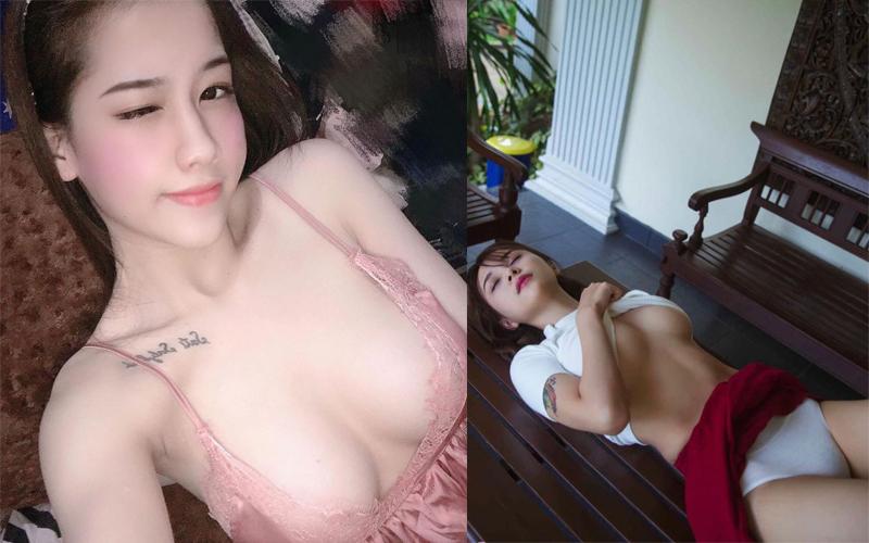 Ngắm ảnh gái xinh Việt Nam hàng đẹp Ngực tròn Mông căng Bím múp