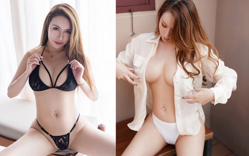 Ngắm ảnh gái xinh người mẫu Ngực Bự Sexy Thả Rông Lồ Lộ đầu ti