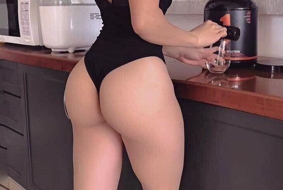 Ngắm ảnh gái xinh tập Gym Mông To Body Đẹp Sexy
