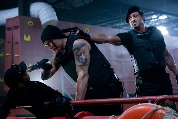 Phim Biệt Đội Đánh Thuê 1 The Expendables 1 Full HD Thuyết Minh Jason Statham