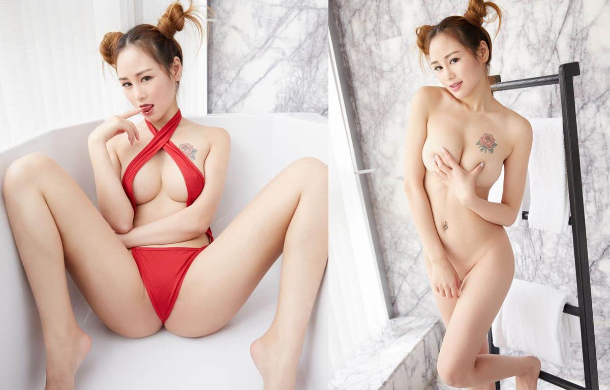 Gái xinh 18 Nhật Bản Yakuza Khỏa Thân 100% không che khoe thân hình gợi cảm