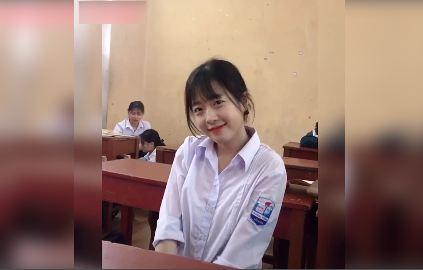 Những nữ sinh cấp 3 Cute XINH NHẤT Việt Nam say đắm lòng người