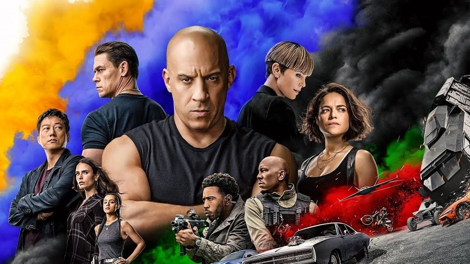 Fast and Furious 9 (2021) Full HD Full Movies English Language Watch Online Free