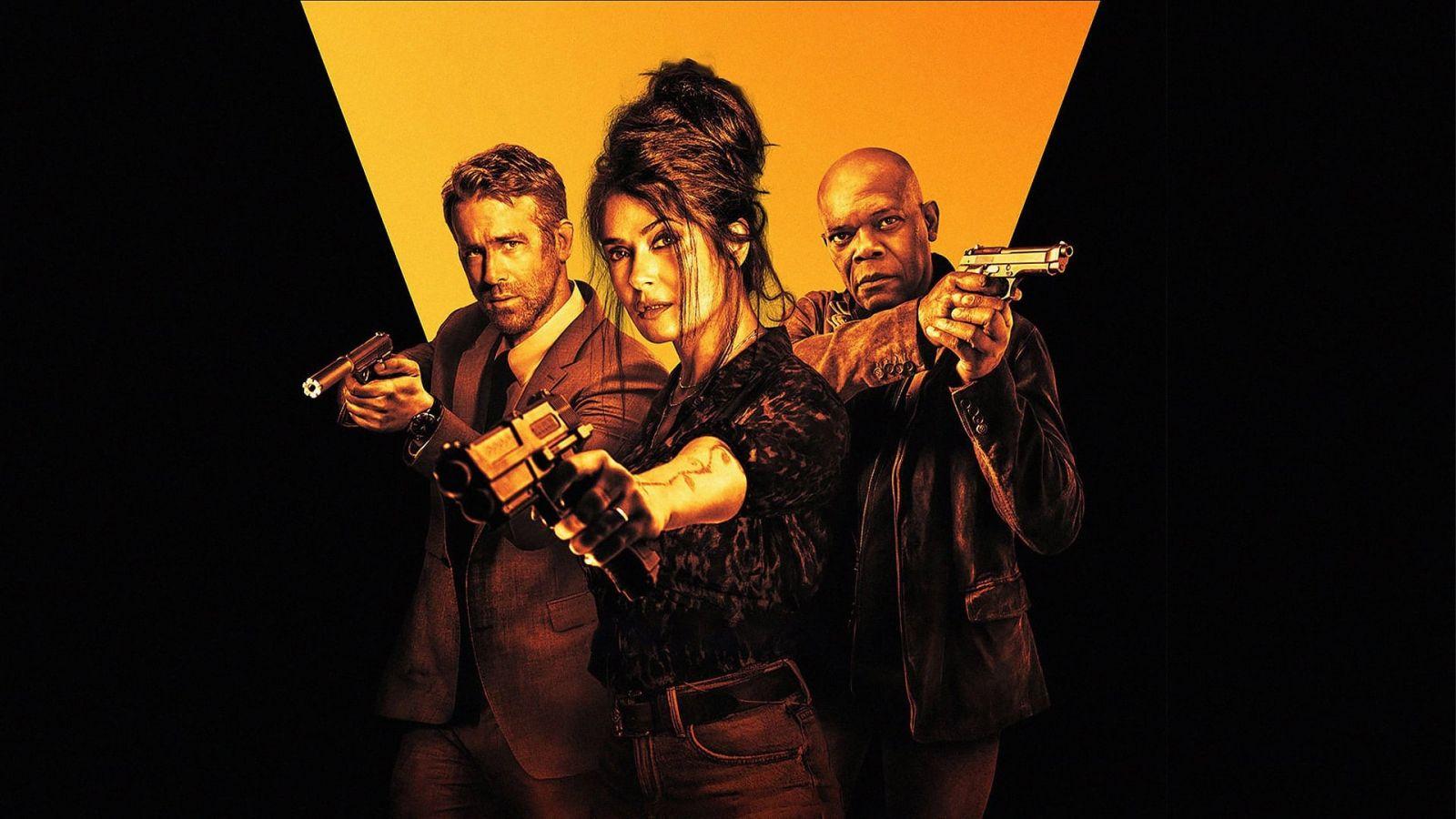Hitman's Wife's Bodyguard (2021) Killer Threesome Full Movies