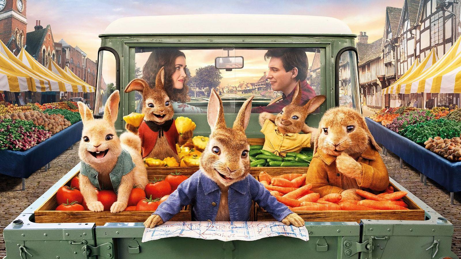 Peter Rabbit 2: The Runaway (2021) Full Movies Free Online Watching
