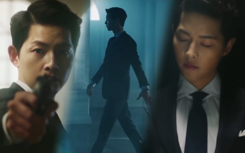 Xem Phim Vincenzo Song Joong Ki Mafia Full HD Vietsub Thuyết Minh