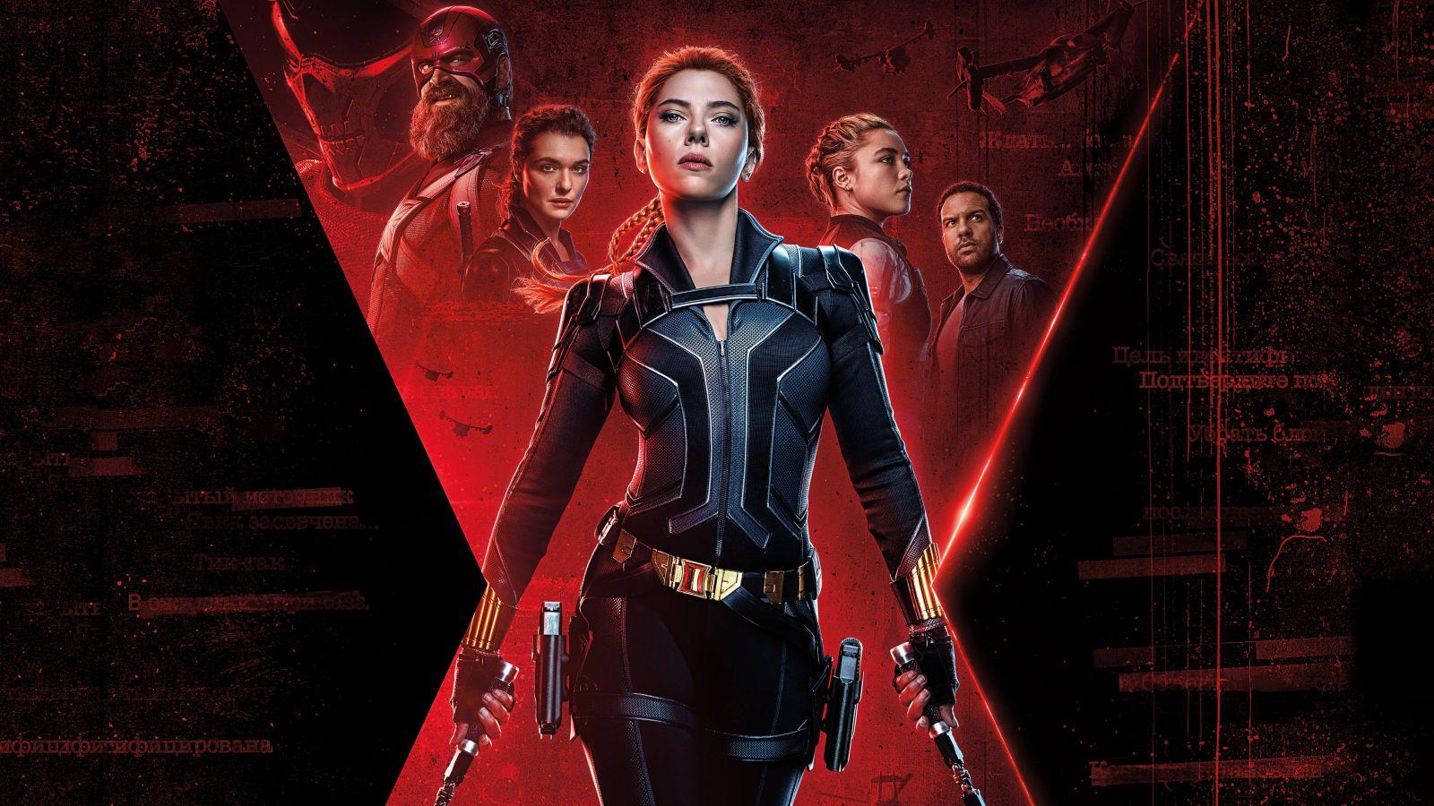Black Widow (2021) Full Movies Watch Online Free