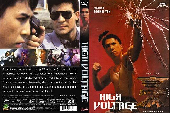 Phim Cảnh Sát Á Châu Asian Cop High Voltage 1995 Chung Tử Đơn Full HD Lồng Tiếng