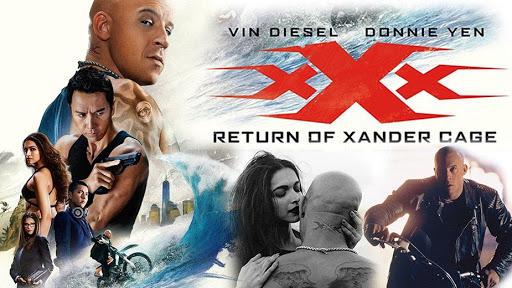 Phim Điệp Viên XXX Vin Diesel Full HD Thuyết Minh
