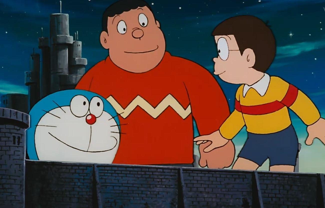 Doraemon tập dài: Nobita và cuộc chiến vũ trụ - Doraemon Nobita's Little Star Wars