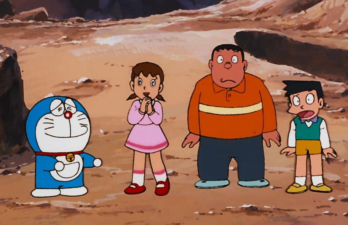 Doraemon tập dài: Nobita Tây du ký - Doraemon - The Record of Nobita's Parallel Visit to the West