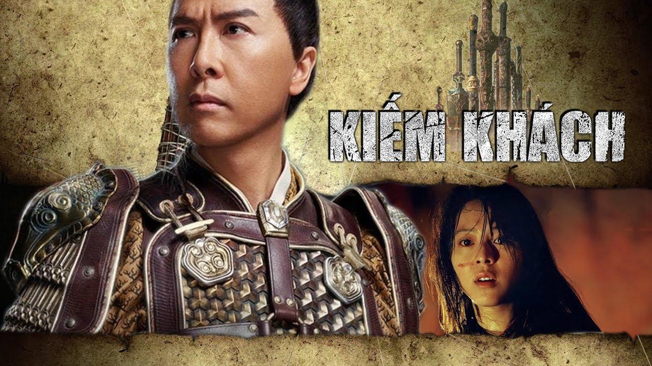 Phim Kiếm Khách Full HD Thuyết Minh Chung Tử Đơn Kim So Yeon