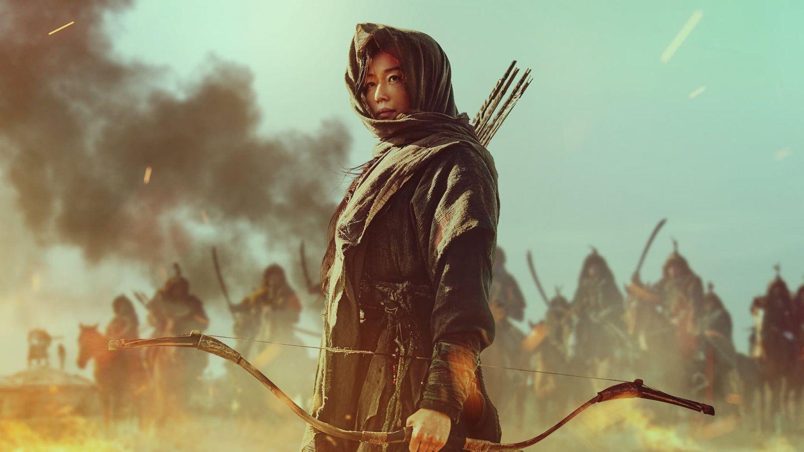 킹덤: 아신전 Kingdom: Ashin of the North (2021) Full Movies Online Free Watch