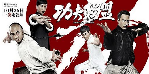Huyền Thoại Kung Fu Triệu Văn Trác KungFu League Thuyết Minh Full HD