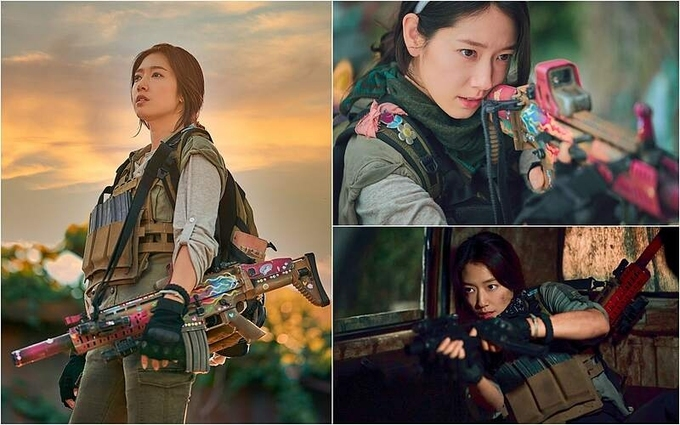 Phim Sisyphus: The Myth 2021 Park Shin Hye Thuyết Minh