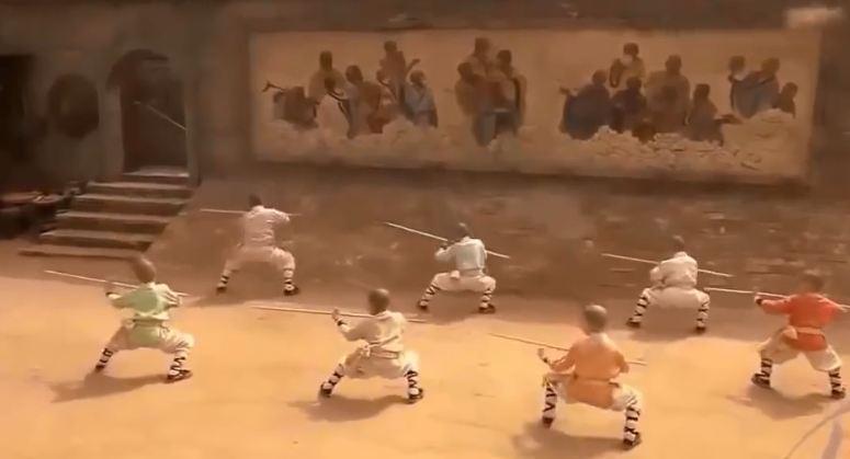 Phim Thất Đại Cao Thủ Thiếu Lâm Tự 7 Vị La Hán Full HD Thuyết Minh