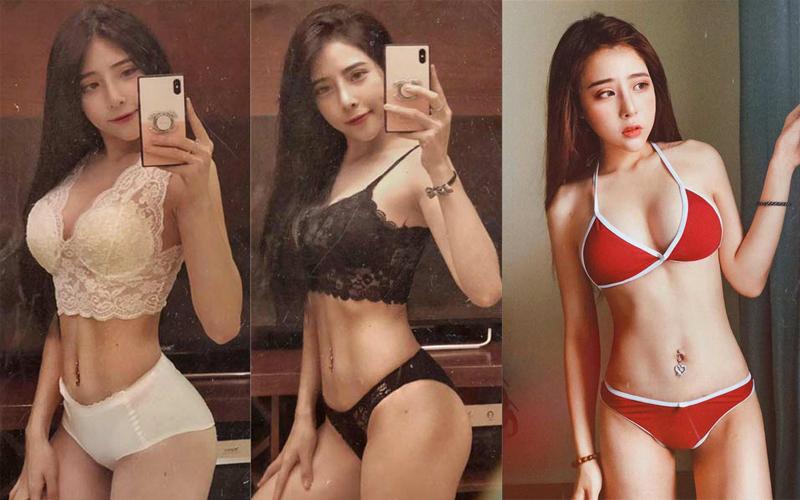 Clip hot girl Nam Định Trần Bích Hạnh hướng dẫn bài tập ăn uống thoải mái không lo tăng cân